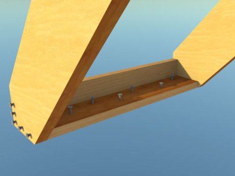 Лестница для дома - пошаговая технология изготовления деревянной прямой маршевой лестницы на второй этаж своими руками