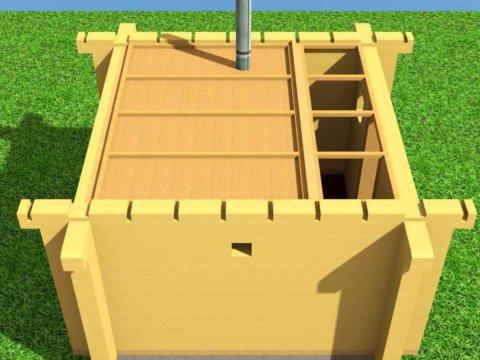 банька-потолок