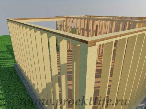 строим дом своими руками верхняя обвязка