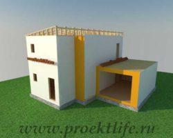 Как построить каркасный второй этаж