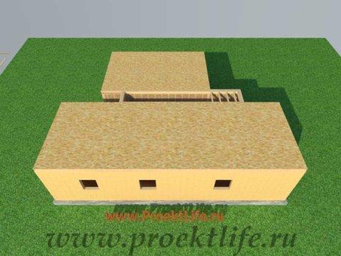 Перекрытие второго этажа|Как построить каркасный дом междуэтажное перекрытие пол второго этажа
