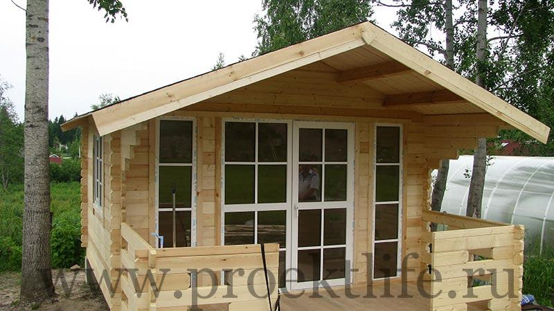 Дачный домик Комфорт 2