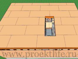 каркасный дом - Каркасный дом - технология строительства - 2 8 265x200