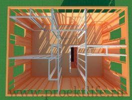 каркасный дом - Каркасный дом - технология строительства - 6 7 265x200