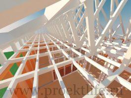 каркасный дом - Каркасный дом - технология строительства - 9 2 265x200