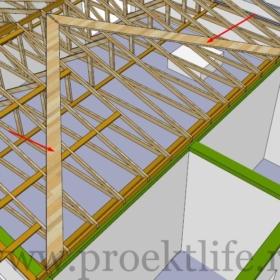 крыша - Как сделать крышу на пристройке к дому - 2 9 280x280