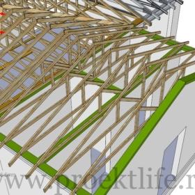 крыша - Как сделать крышу на пристройке к дому - 3 9 280x280