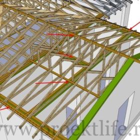 крыша - Как сделать крышу на пристройке к дому - 4 8 280x280