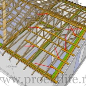 крыша - Как сделать крышу на пристройке к дому - 6 9 280x280