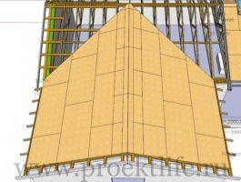 крыша - Как сделать крышу на пристройке к дому - 7 7 265x200