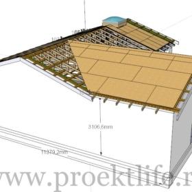 крыша - Как сделать крышу на пристройке к дому - 9 5 280x280