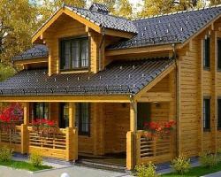 Дома построенные по технологии двойной брус