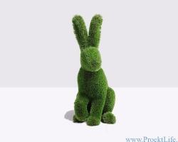 Топиарий Кролик сидячий