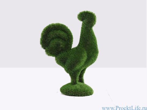 Садовая скульптура - Петух