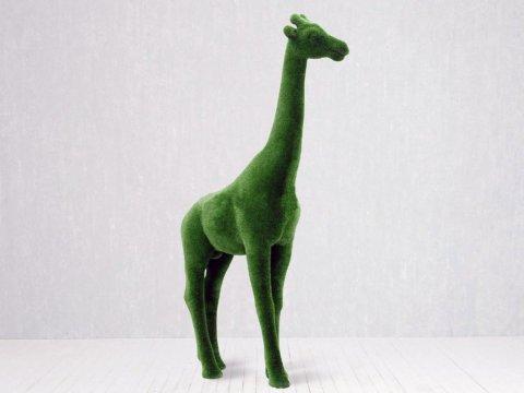 Садовая фигура-жираф