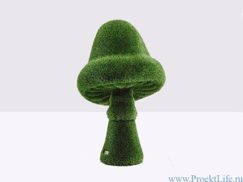 Садовая форма топиари - Гриб