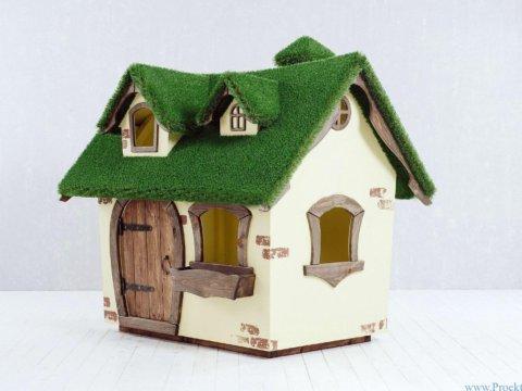 Топиари - Детский домик