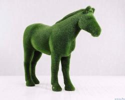 Топиари – Скульптура Коня