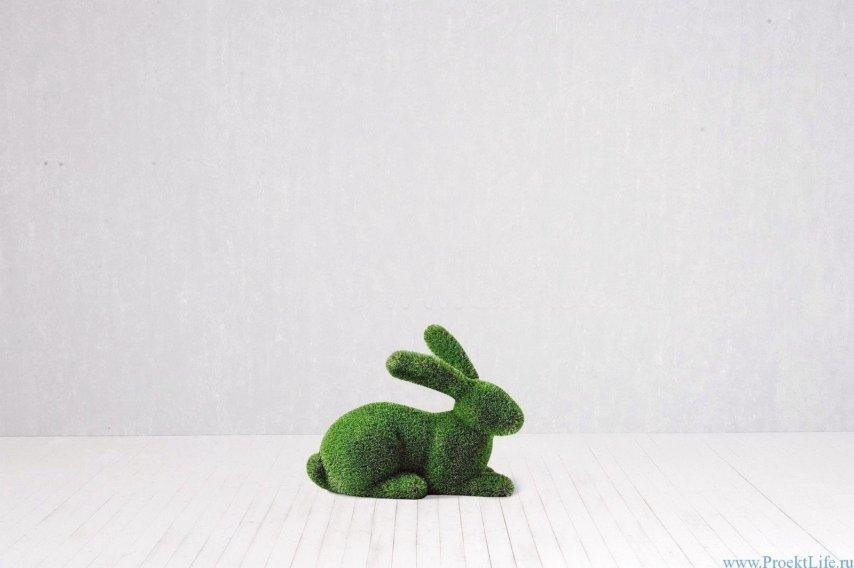 Топиари - Кролик