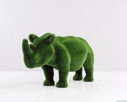 Топиарий Носорог маленький