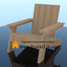 - Как сделать садовый стул своими руками - 10 min 2 280x280