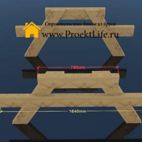 стол для дачи - Стол для дачи своими руками - 5 min 1 280x280