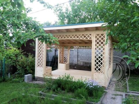 "Беседка для сада ""Азалия-2"""