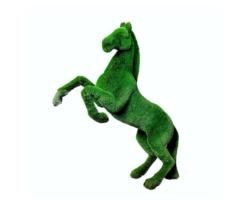 """Топиар """"Конь на дыбах"""""""
