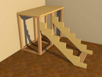 лестница-для-дачи