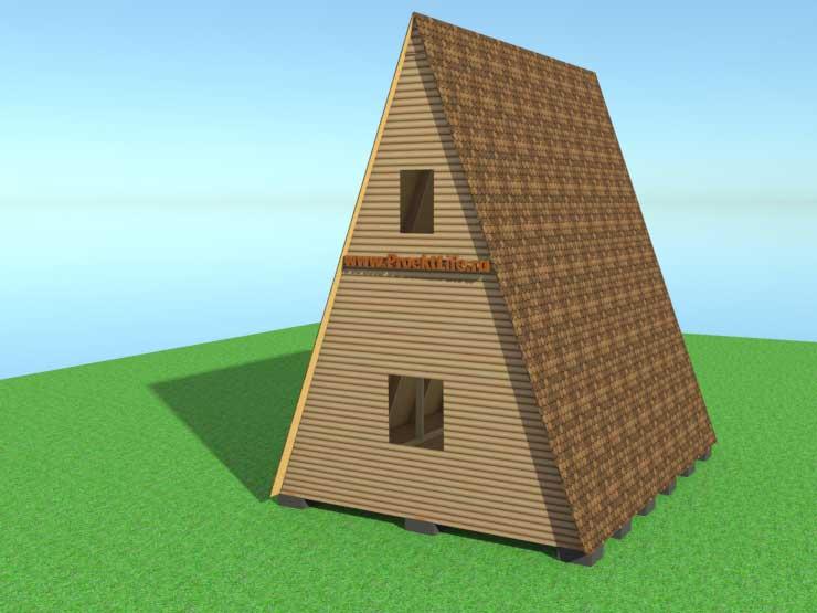 а образный дом под ключ цена