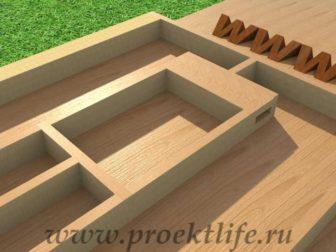 стены-каркасного-дома-Как построить дом своими руками