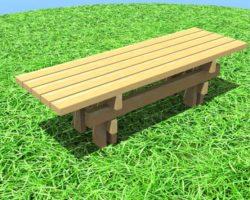 Стол для сада своими руками