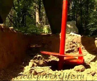 Фундамент для дома из бруса
