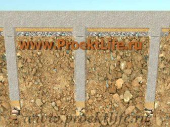 фундамент для каркасного дома, Фундамент - Фундамент для каркасного дома своими руками -  4 336x252