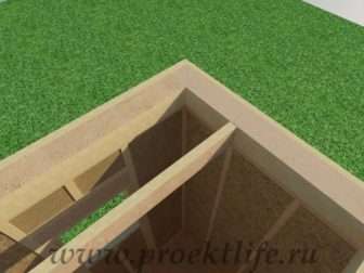 Перекрытие второго этажа|Как построить дом междуэтажное перекрытие