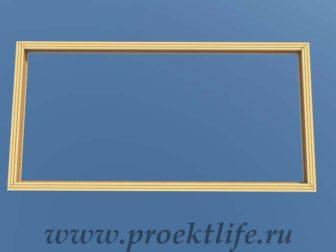Нижняя обвязка обвязка из трёх досок
