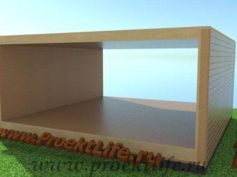 технология строительства каркасного дома - Технология строительства каркасного дома -  конструктор стены 336x252
