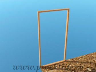 Теплица своими руками каркасная рамка стены