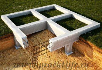 Фундамент, виды фундаментов - Виды фундаментов в деревянном домостроении - image 37 1 336x231