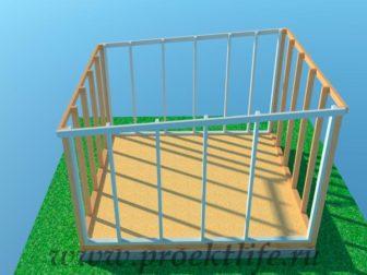 каркасная баня-с-односкатной-крышей-15