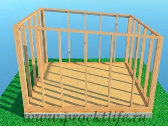 каркасная баня-с-односкатной-крышей-16