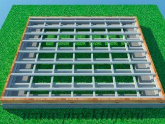 каркасная баня-с-односкатной-крышей-9