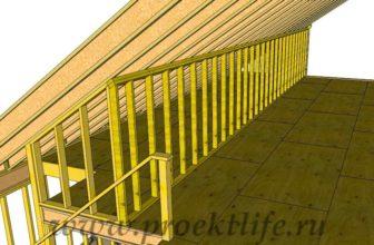 Каркасный гараж - Каркасный гараж на две машины фото -  гараж на две машины 15 336x220