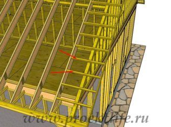 Каркасный гараж - Каркасный гараж на две машины фото -  гараж на две машины 20 336x250