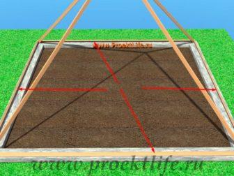 теплица-пирамида-нижняя-обвязка