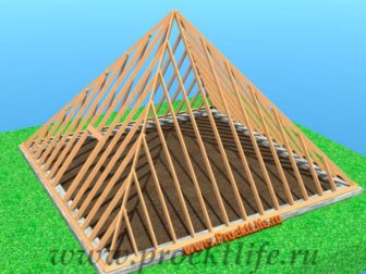 теплица-пирамида-стены