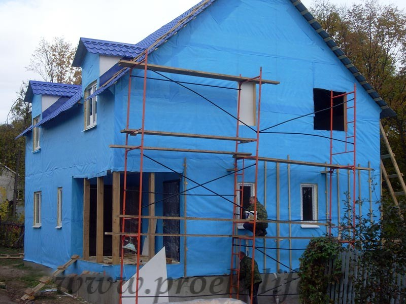 Строим дом с фотоотчетом 165