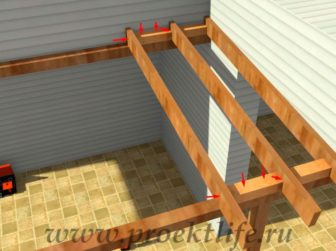 угловая веранда - Угловая веранда своими руками - veranda 6 336x251