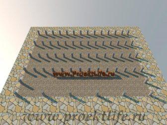 дачный домик - Дачный домик-пошаговая технология строительства - ДОМИК ФУНДАМЕНТ 336x252