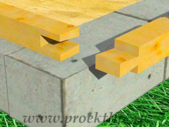 Каркасный дом из бруса - Как построить каркасный дом из бруса -  дом из бруса 1 2 336x252